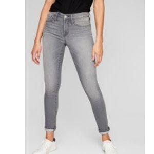 EUC Athleta Sculptek Gray Jeans- Size 12